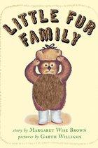 Little Fur Family - Board Book