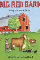 Big Red Barn - Board Book