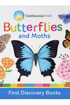 Butterflies and Moths: First Discovery Books