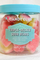 Candy Club Triple-Decker Sour Bears