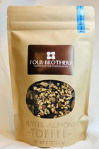 Butter Almond Toffee 8oz